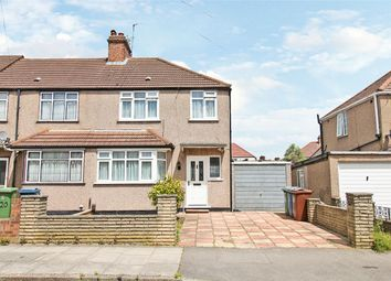 Thumbnail 3 bed end terrace house to rent in Carmelite Road, Harrow