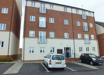 Thumbnail 2 bed flat for sale in Ravensbourne Court, Burtree Drive, Norton, Stoke-On-Trent