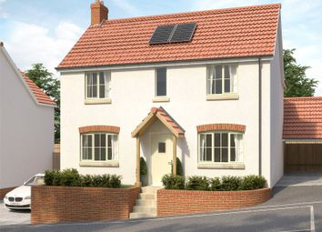 Thumbnail 4 bed detached house for sale in House 4, Mendip Orchard, The Street, Compton Martin, Bristol