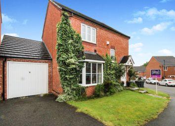 3 bed detached house for sale in Highfields Park Drive, Darley Abbey, Derby DE22