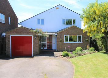 Thumbnail 4 bed detached house to rent in Main Road, Lacey Green, Princes Risborough