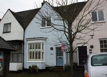 Thumbnail 3 bed terraced house to rent in 21A High Street, Bletchingley