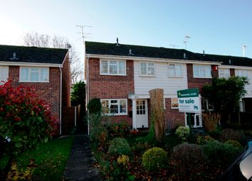 Thumbnail 3 bed end terrace house for sale in Harebell Close, Hartley Wintney, Hook