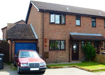Thumbnail 3 bedroom semi-detached house for sale in Ingham Court, Coningsby, Lincoln