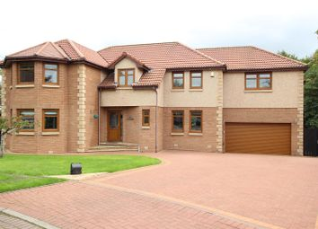 Thumbnail 5 bed detached house for sale in Faulkner Grove, Motherwell