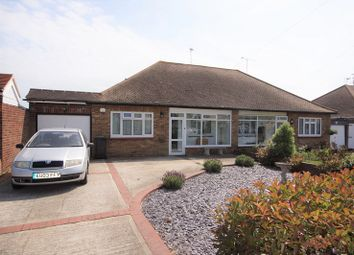 Thumbnail 2 bed semi-detached bungalow for sale in Church Road, Shoeburyness, Southend-On-Sea