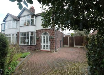 Thumbnail 3 bed semi-detached house for sale in Fog Lane, Didsbury, Manchester