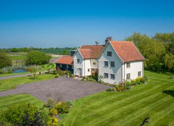 Thumbnail 4 bed detached house for sale in Suffolk, Pixey Green, Near Stradbroke Equestrian Property