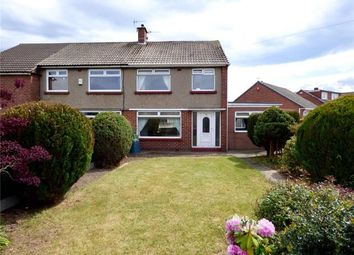 Thumbnail 2 bed semi-detached house for sale in Highwood Crescent, Carlisle, Cumbria