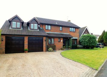 Thumbnail 5 bed detached house for sale in Ivy Court, Acton Trussell, Stafford