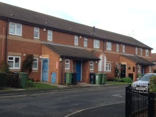 Thumbnail 2 bed flat to rent in Barbara Mann Court, Hartlepool