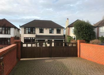 Thumbnail Detached house for sale in Walsall Road, Cannock