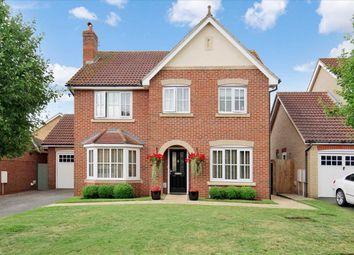 Thumbnail 4 bedroom detached house for sale in Jeavons Lane, Grange Farm, Kesgrave, Ipswich