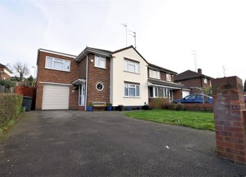Thumbnail 4 bed semi-detached house for sale in Overdown Road, Tilehurst, Reading