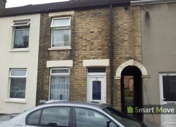 Thumbnail 3 bed terraced house for sale in Craig Street, Peterborough