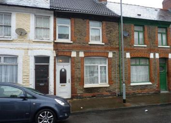 4 bed terraced house for sale in Treharris Street, Roath, Cardiff CF24