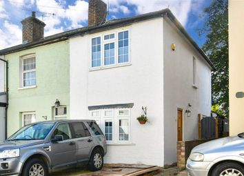 Thumbnail 2 bed semi-detached house for sale in Upper Road, Wallington, Surrey