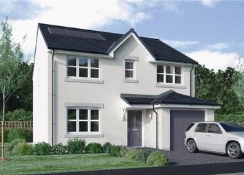 "Thumbnail 4 bed detached house for sale in ""Lyle"" at East Calder, Livingston"