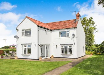 Thumbnail 4 bed detached house for sale in Narrow Lane, Ousefleet, Goole