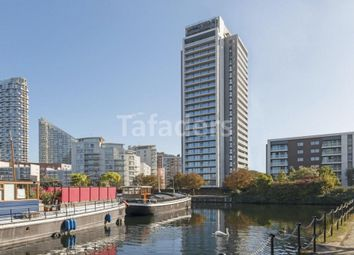Thumbnail 1 bed flat for sale in Horizons, Yabsely Street, Docklands