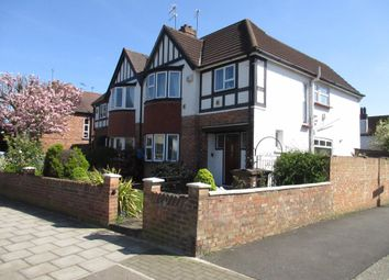 Thumbnail 4 bed semi-detached house for sale in The Grove, Isleworth, Middlesex