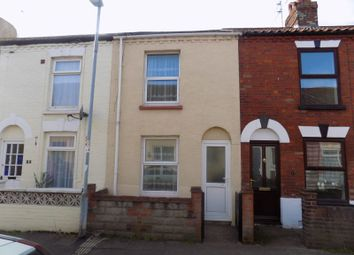 Thumbnail 2 bedroom terraced house for sale in East Road, Great Yarmouth