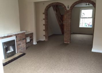 Thumbnail 2 bed terraced house to rent in Station Terrace, George Street, Retford