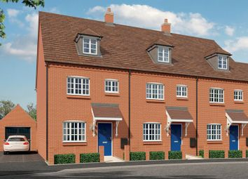 Thumbnail 4 bed terraced house for sale in Foxhill, Northampton Road, Brackley