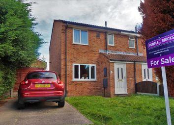Thumbnail 3 bedroom semi-detached house for sale in Savick Way, Preston