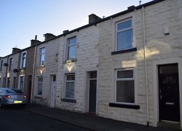 Thumbnail 1 bed terraced house to rent in Peel Street, Padiham, Lancs