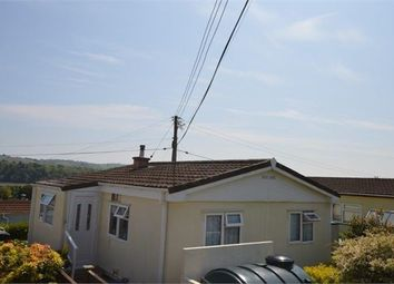 Thumbnail 1 bedroom mobile/park home for sale in Orchard View, Wear Farm, Bishopsteignton, Devon.