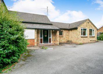 Thumbnail 3 bed semi-detached bungalow for sale in Dartford Road, March