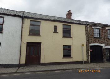 Thumbnail 4 bed terraced house to rent in Mill Street, South Molton