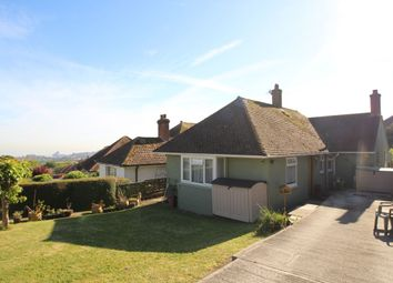Thumbnail 3 bed bungalow for sale in Stanbury Crescent, Folkestone