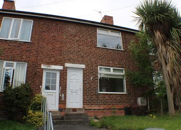 Thumbnail 2 bed terraced house to rent in Coppice Road, Arnold, Nottingham