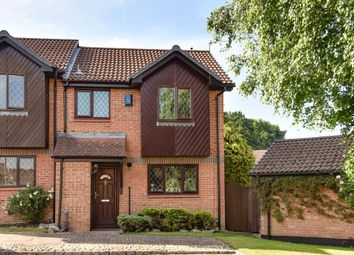 Thumbnail 2 bedroom semi-detached house for sale in Bagshot, Surrey