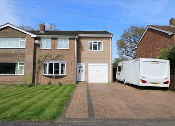 Thumbnail 4 bed semi-detached house for sale in Fairview Drive, Romsey, Hampshire