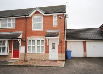 Thumbnail 2 bed semi-detached house to rent in Hadleigh Close, Great Sankey, Warrington