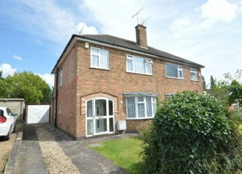 3 bed semi-detached house for sale in Greendale Road, Glen Parva, Leicester LE2
