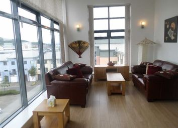 Thumbnail 3 bedroom flat for sale in St Christophers Court, Maritime Quarter, Swansea
