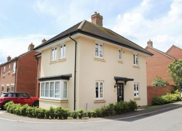 Thumbnail 4 bedroom detached house to rent in John Clare Close, Oakham