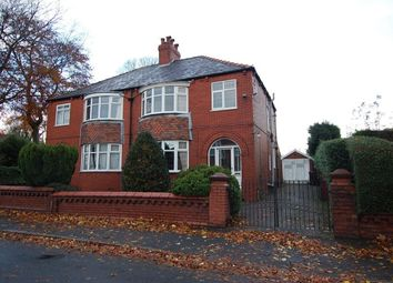 Thumbnail 3 bedroom semi-detached house to rent in Vicarage Road, Ashton-Under-Lyne