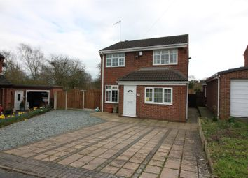 Thumbnail 4 bed detached house for sale in Bramcote Drive, Retford