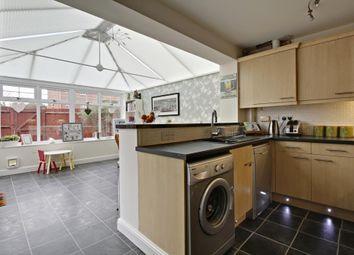 Thumbnail 3 bed semi-detached house for sale in Wedderburn Avenue, Beggarwood, Basingstoke