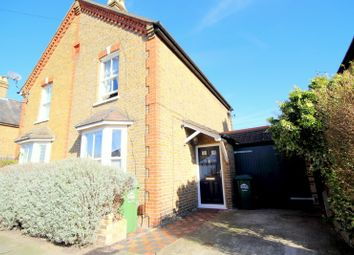 Thumbnail 3 bed semi-detached house for sale in Beehive Road, Staines Upon Thames