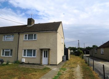 Thumbnail 2 bed semi-detached house for sale in Milestone Road, Carterton