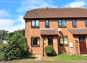 Thumbnail 2 bed terraced house for sale in Farrow Close, Chard