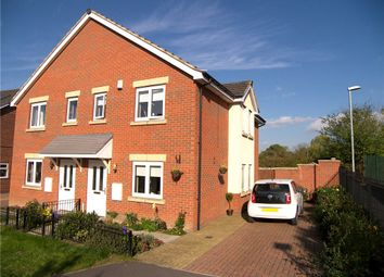 Thumbnail 2 bed semi-detached house for sale in Rookery Close, Belper