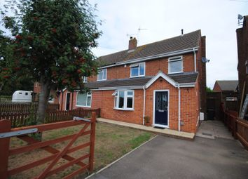 Thumbnail 3 bed semi-detached house to rent in Sowters Lane, Burton-On-The-Wolds, Loughborough