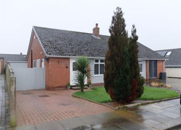 Thumbnail 2 bed semi-detached bungalow for sale in Holmrook Road, Carlisle